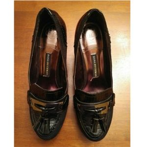 Black Pumps, Size 9, Dana Buchman